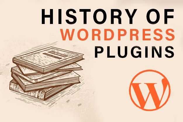WordPress Plugin History