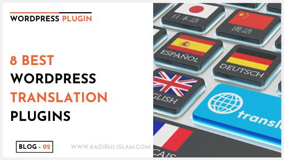 8 Best WordPress Translation Plugins